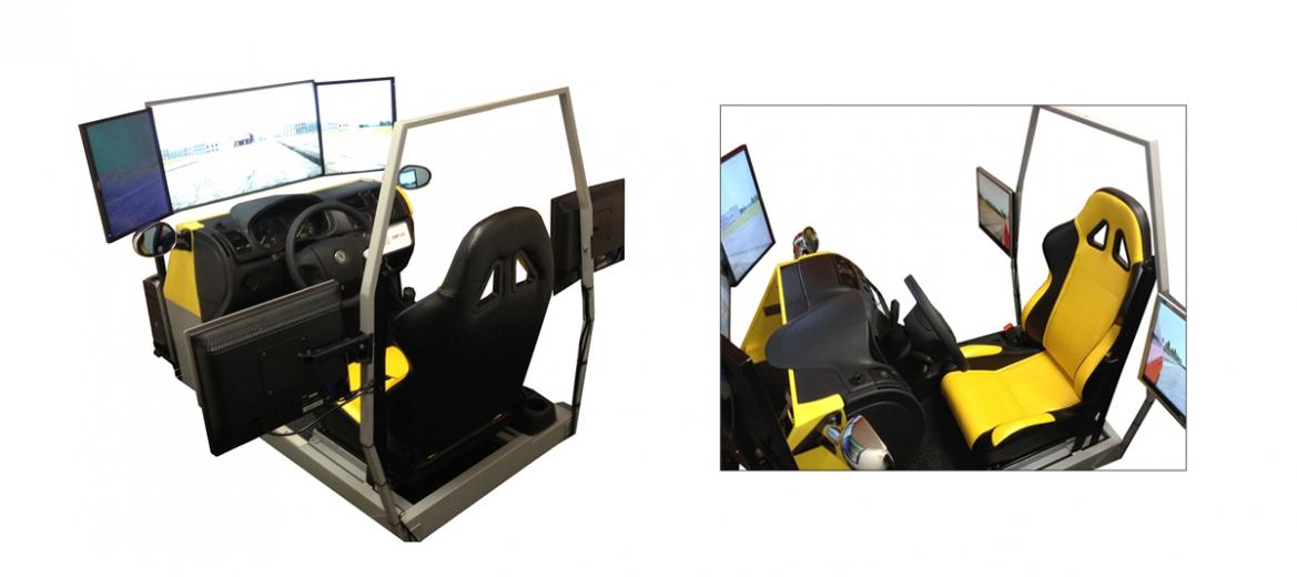 Zaoberáme sa vývojom a výrobou trenažérov, určených k výcviku žiadateľov o vodičské oprávnenie.